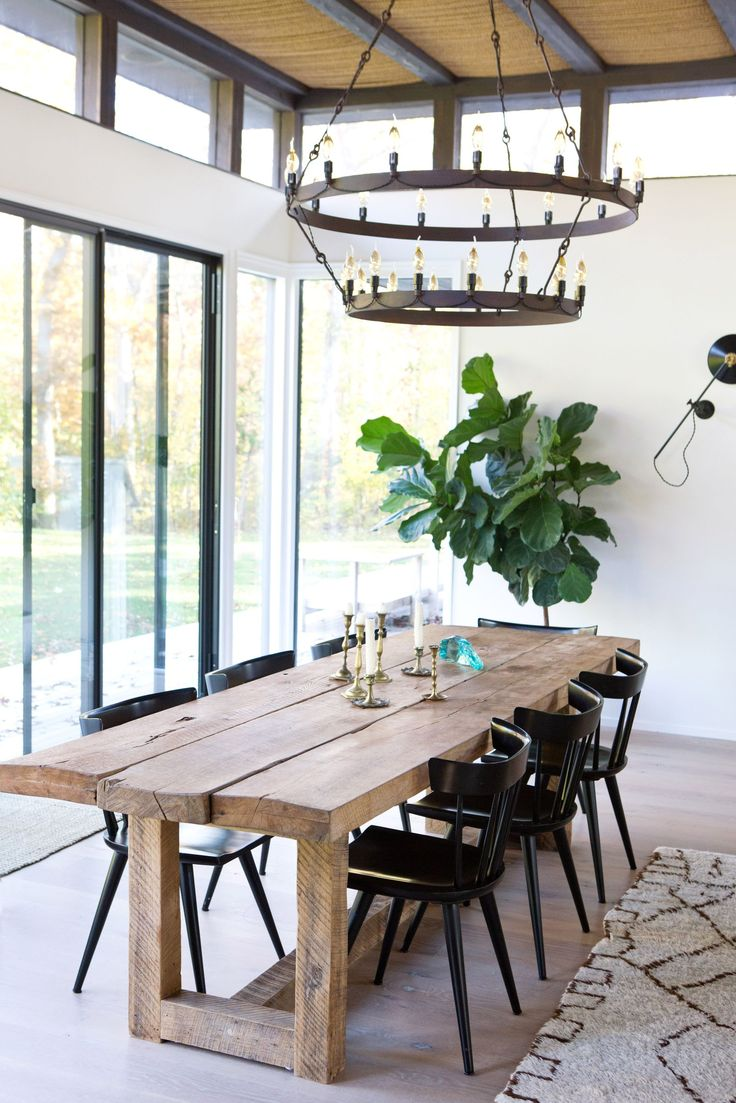 Best 104 Dining rooms & areas ideas on Pinterest | Dining room ...