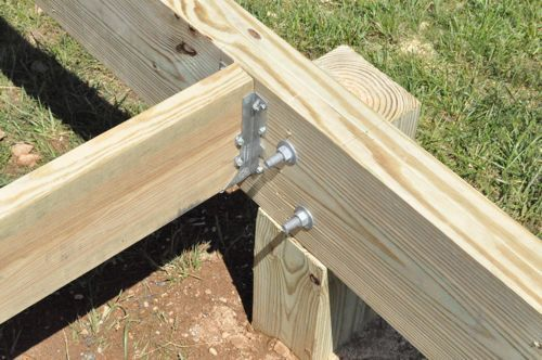 Best 25 deck building plans ideas on pinterest floating for How to read a foundation plan