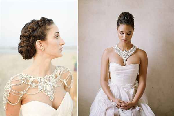 - Complete Your Look: Necklaces for Strapless Dresses - EverAfterGuide