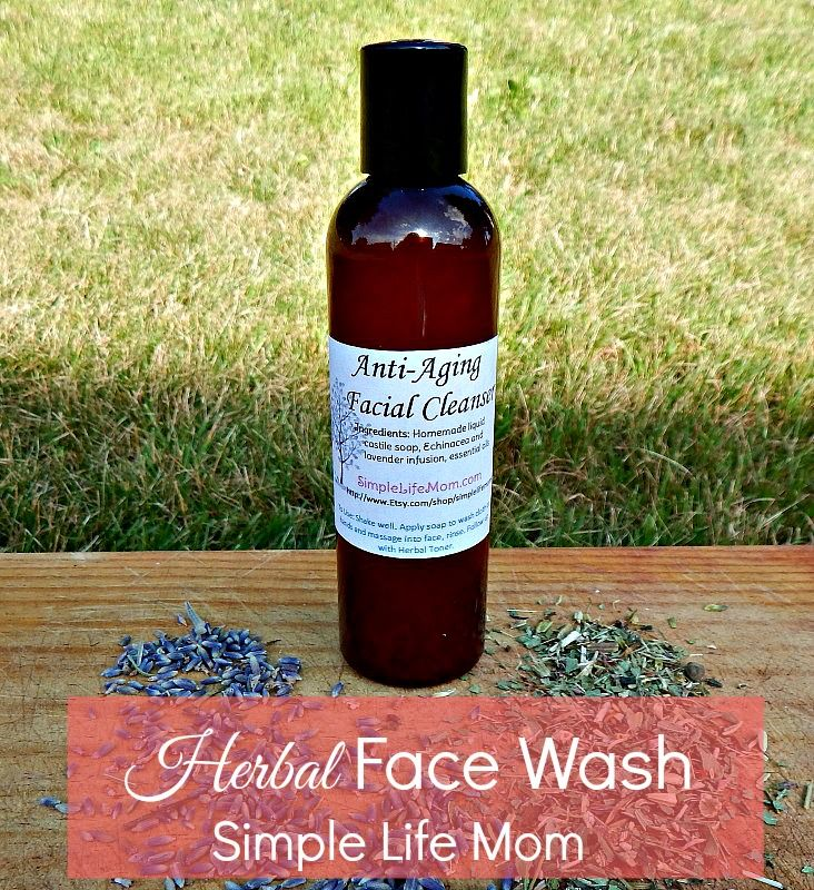 Herbal Facial Cleansers 29