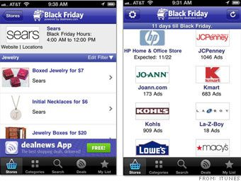7 Best Black Friday Shopping Apps - Consumer News - SavingsMania. I'm ready for some Black Friday shopping are you!! :)