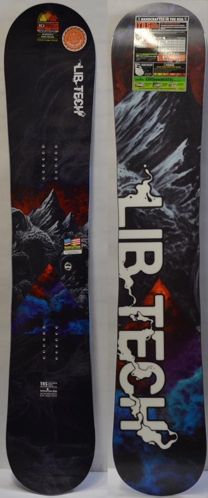 Snowboards 93825: 17 18 Lib Tech Trs Hp Men S Snowboard - 157 Cm *New* -> BUY IT NOW ONLY: $599.95 on eBay!