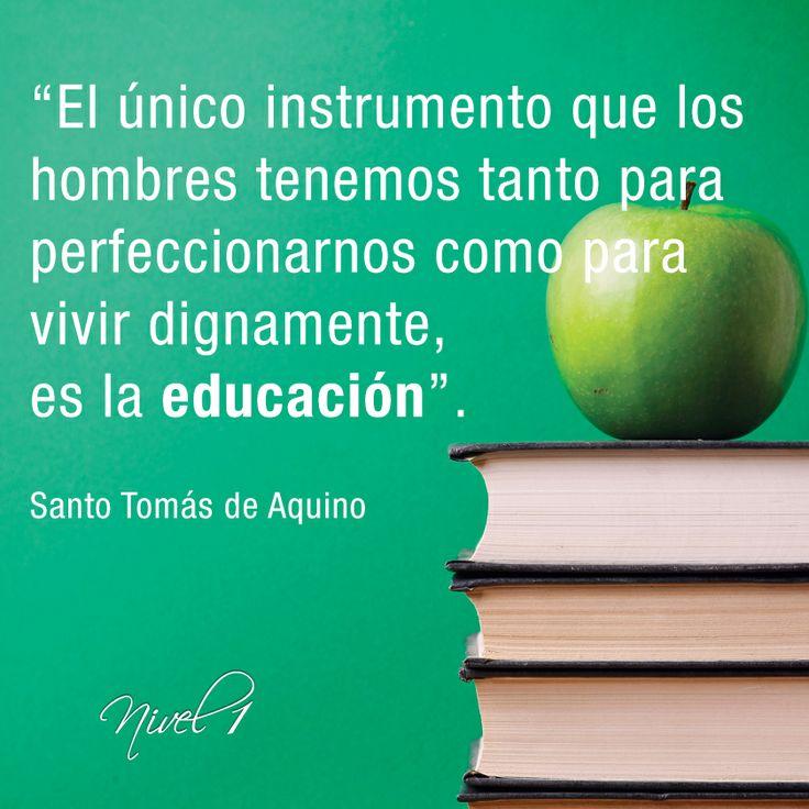 Santo Tomás de Aquino #frases #citas