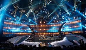 Image result for eurovision set