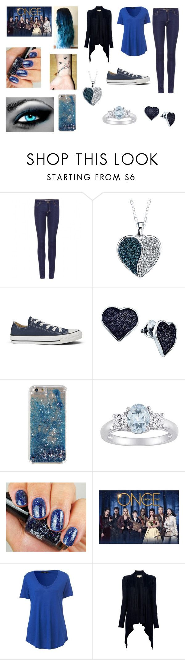 """Cinderella's duaghter"" by fallen-326 on Polyvore featuring MICHAEL Michael Kors, Crystal Sophistication, Converse, BillyTheTree and Once Upon a Time"
