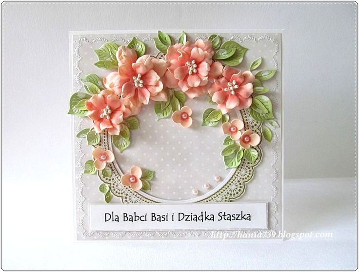 604 best cards from poland images on pinterest poland wedding card with flowers mightylinksfo