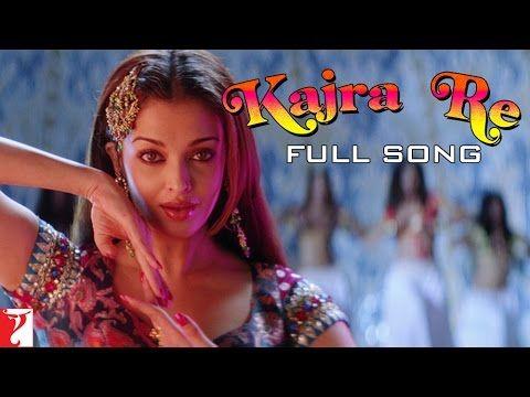 Kajra Re - Full Song   Bunty Aur Babli   Amitabh Bachchan   Abhishek Bachchan   Aishwarya Rai - YouTube