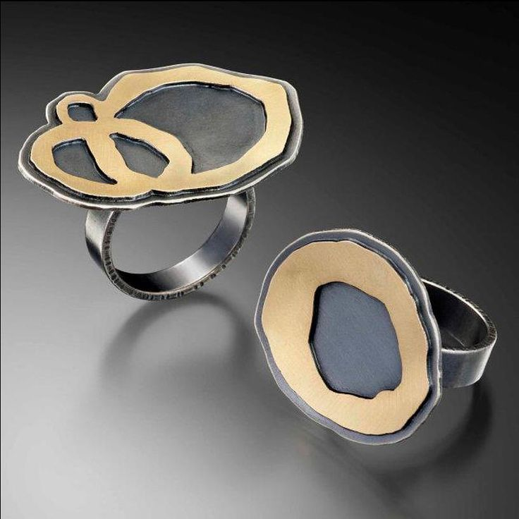 Jewelry by Lisa Crowder at Side Street Gallery