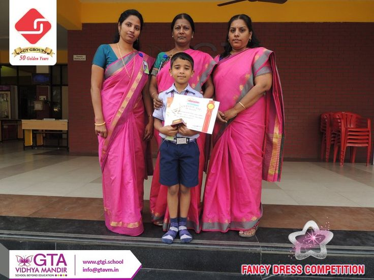 The Management, Principal, Staff and Students of GTA Vidhya Mandir congratulate Kritin Sathish of Class 2, who has won the First Prize in the Fancy dress Competition in the Whiz Kids Contest 2017 conducted by Ragavendra Foundation held on 31st December 2017.  #Chennai #CBSE #School #CBSESchool #ECR #Neelankarai #GTAVM #Education #Fancydress #fancy #Competition