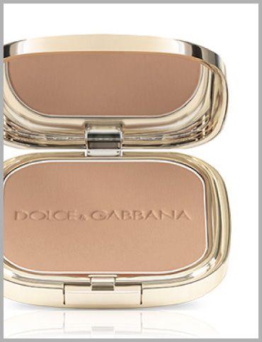 Dolce & Gabbana Glow bronzing powder