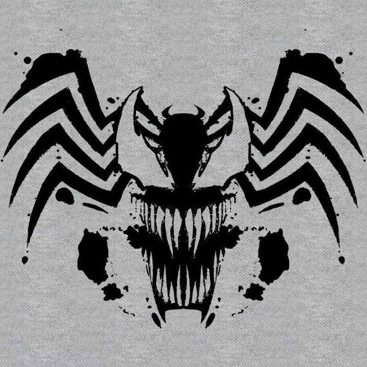 SYMBIOTE RORSCHACH T-Shirt
