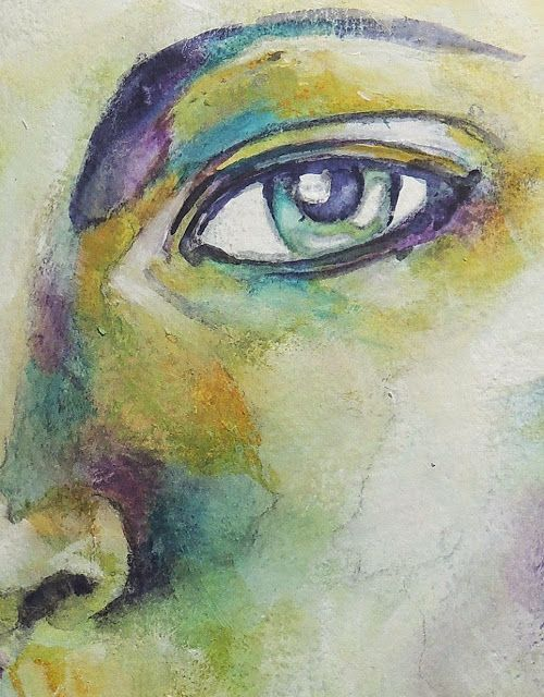 Kristen's Eye by Samantha Braund
