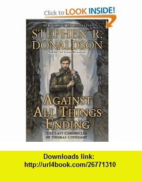 53 best fantasy science fiction images on pinterest fiction sci against all things ending the last chronicles of thomas covenant 9780441020812 stephen r fandeluxe Images
