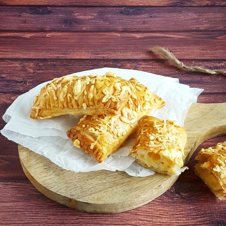 Kaasbroodje kun je heel makkelijk zelf maken, lekker dat ze zijn! Zeker een keer proberen!