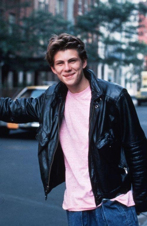 Christian Slater, 1989.