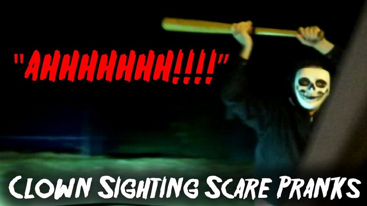 How would you guys react to this scary clown prank? #pranks #funny #prank #comedy #jokes #lol #banter