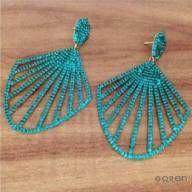 Brinco Festa Azul Tiffany