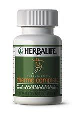 Thermo Complete® contains a potent blend of herbs and nutrients, designed to support weight management. One of the key ingredients is green tea. more details can be found by clicking on the weight tab on www.herbalenergyforyou.info