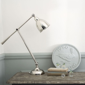 Albury desk lamp from rowen wren for the guest bedroom