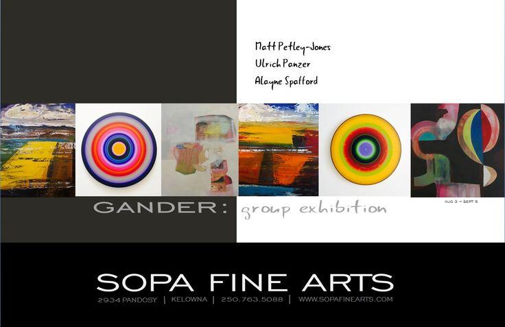 Gander - group exhibition