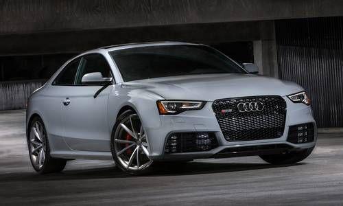 #Audi #RS5coupé. Le coupé sportive qui allie charme et le caractère de la course.