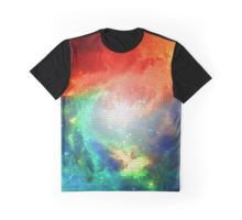 Mosaic of a universe  - #Art #Artwork #Colors #RedBubble #Gift #Giftideas #Clothing #TShirt
