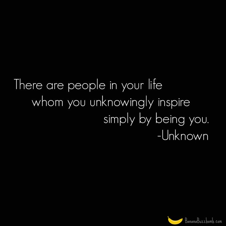 Thoughts On Inspiring Others