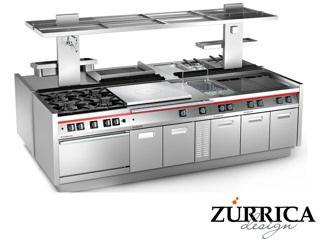 M s de 25 ideas incre bles sobre cocinas industriales en for Mobiliario y equipo de cocina