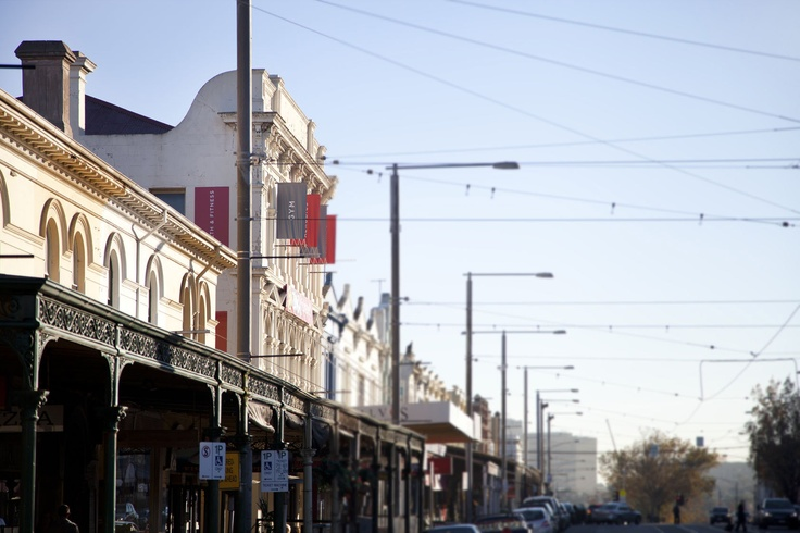 Errol Street, North Melbourne