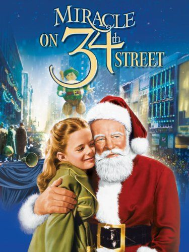 Classic Movie Asks: Is Santa Claus Real? (Miracle on 34th Street review) - A great movie to watch on Thanksgiving day!