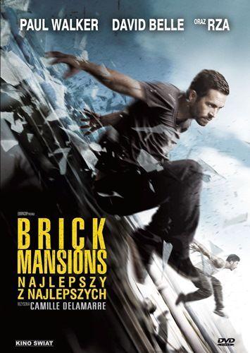 """Nowość na 1. miejscu listy bestsellerów filmowych na empik.com! Film """"Brick Mansions: Najlepszy z najlepszych"""", z ostatnią kompletną rolą w karierze Paula Walkera, jest już dostępny na DVD! Tajny agent policji ma 24 godziny, by oszukać skradziony pocisk z głowicą nuklearną i powstrzymać katastrofę. Śledztwo zaprowadza go do odciętego od świata getta, zwanego Brick Mansions."""