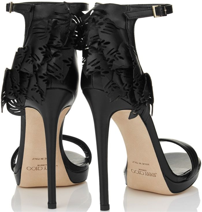 "Jimmy Choo ""Kelly"" Sandals"
