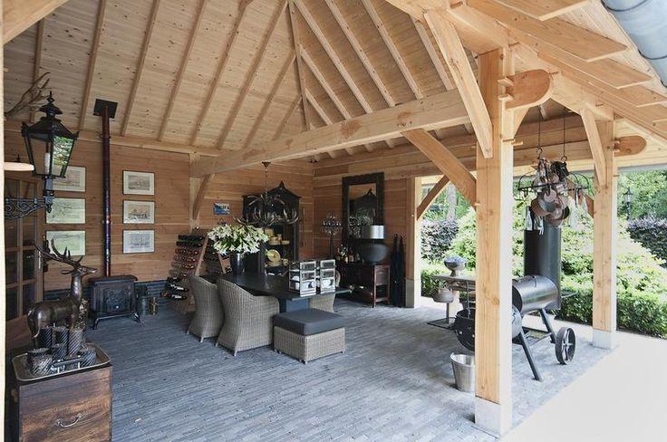 Henk bennink exclusieve houtbouw nijverdal oud for Interieur veranda