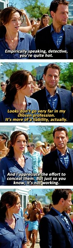 "Doctor Henry Morgan and Detective Jo Martinez on ""Forever"" -- I love these two as individual characters, and I would love to see them end up as romantic partners too!"