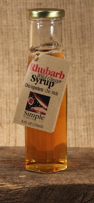 Simple Gourmet syrups are crafted from ingredients grown or gathered on our family farm in Holmes County, Ohio or purchased from other local growers. These ingredients are combined with natural evapor