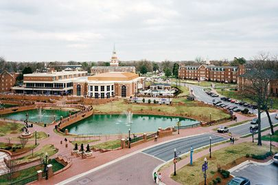 Bubble u high point university for High pointe
