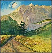 Le Pin, Mont Sainte Victoire - Jean Claude Roy