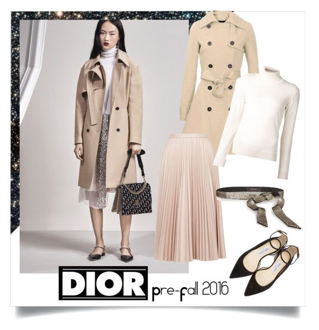 Into The Fashion Future by fashion-mama-aquarius on Polyvore featuring polyvore, fashion, style, Lorenz Bach, Topshop, Jimmy Choo, Isabel Marant, Christian Dior and clothing