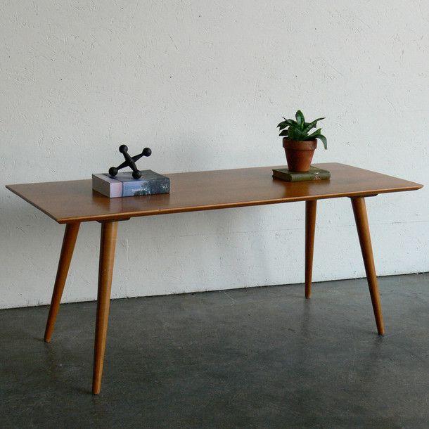 midcentury modern table i design inspiration on fab