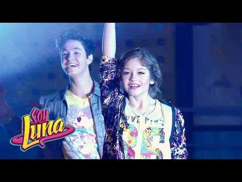Soy Luna - Momento Musical - Luna y Simón en la competencia - YouTube