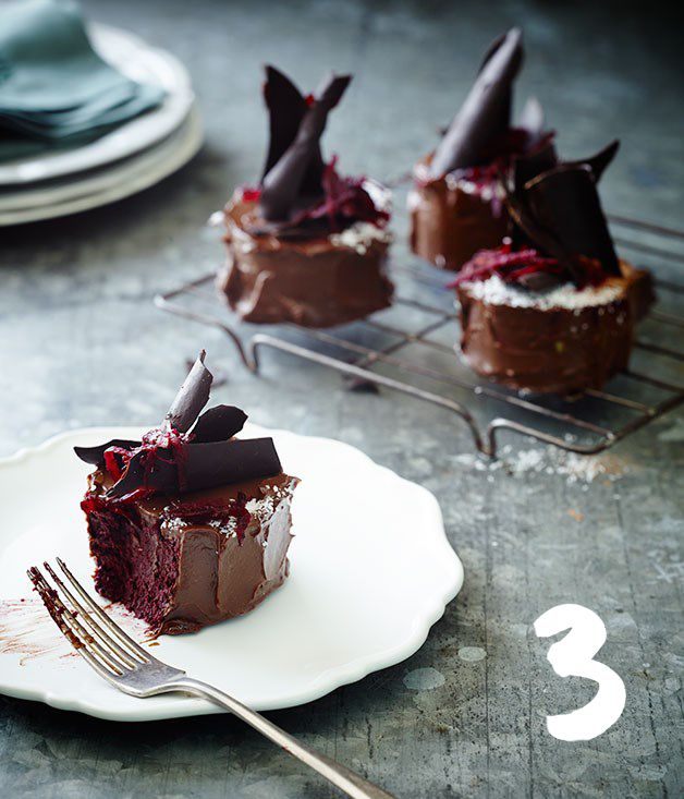 From a classic chocolate tart to delicate macarons with white chocolate and raspberry ganache, here are our ten most popular chocolate recipes.