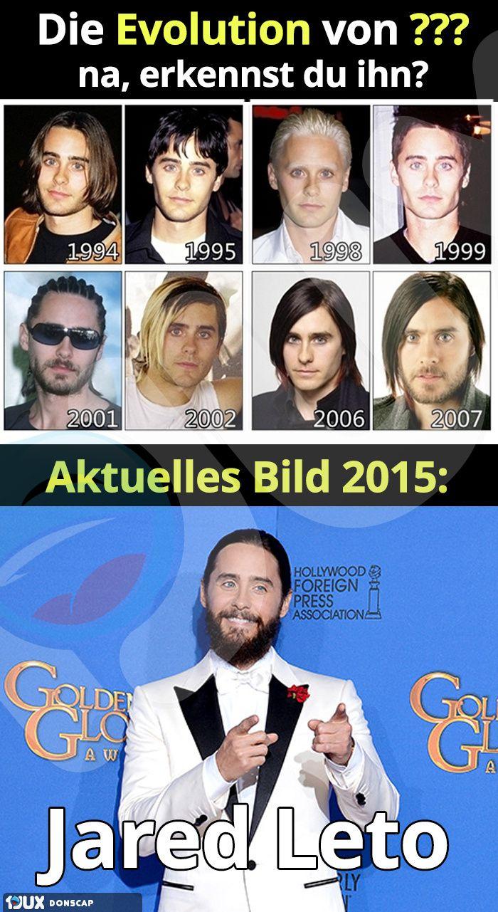 Die Jared Leto Evolution