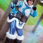 [Self] My Mei Cosplay (sans props) at a local college con this weekend!