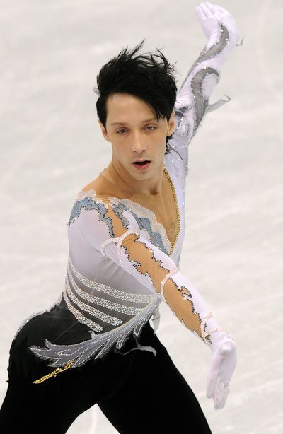 Johnny Weir to become the face of MAC Holiday 2011 Campaign