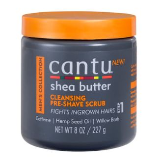 Cantu Men's Collection Cantu Shea Butter Cleansing Pre-Shave Scrub 8 oz $5.39 Visit www.BarberSalon.com One stop shopping for Professional Barber Supplies, Salon Supplies, Hair & Wigs, Professional Products. GUARANTEE LOW PRICES!!! #barbersupply #barbersupplies #salonsupply #salonsupplies #beautysupply #beautysupplies #hair #wig #deal #promotion #sale #Cantu #MensCollection #SheaButter #Cleansing #PreShave #Scrub