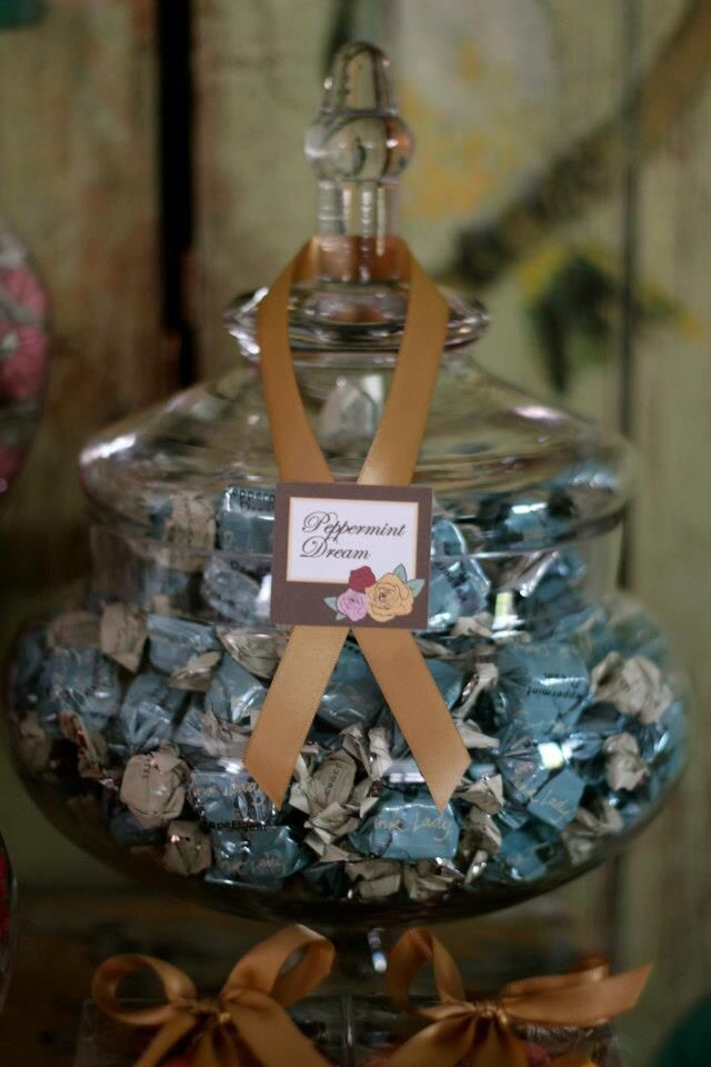 Country Candy Buffet