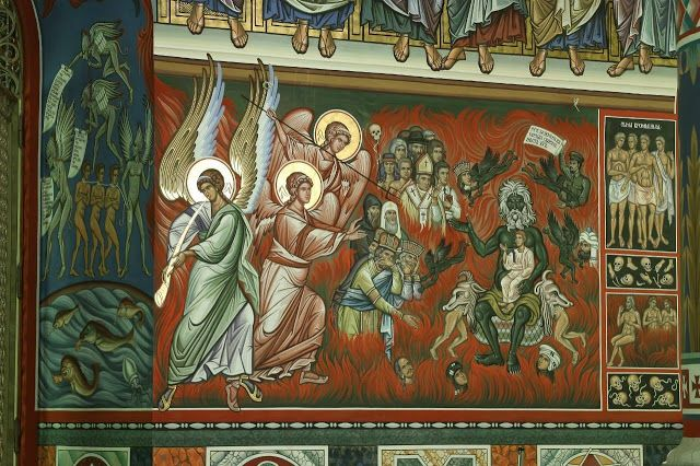 Whispers of an Immortalist: Icons of Apostolic Period, Feasts and End Times 1