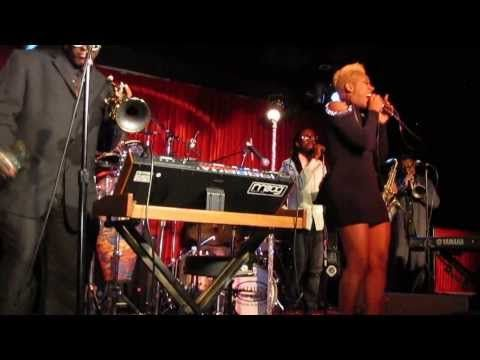 Jon Barnes Jazz + Singer Myra Washington+ Earth, Wind & Fire's Larry Dunn
