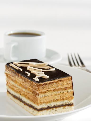 Gâteau Opéra : Recette de Gâteau Opéra - Marmiton