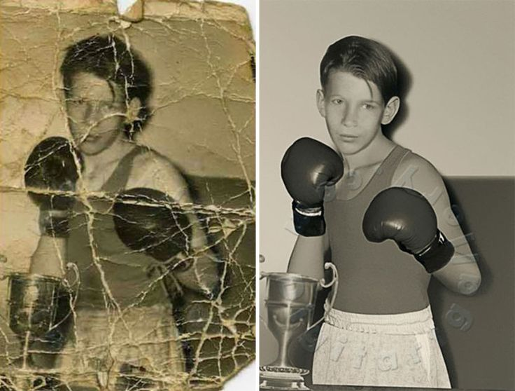 16 Incredible Photo Restorations That Will Blow Your Mind | UltraLinx